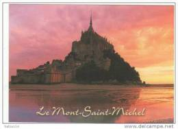 T CPM Mont St Michel, Photo Jo Labbe - Le Mont Saint Michel
