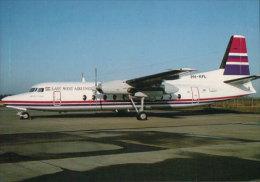 Aviation, Fokker 27, Air West Airlines (4016) - 1946-....: Moderne