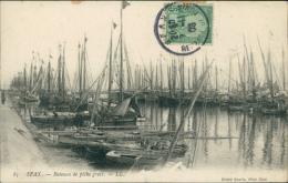 TUNISIE  SFAX / Bateaux De Pêche Grecs / - Tunisia