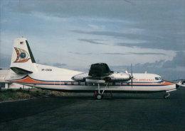 Aviation, Fokker Fairchild Ind. F27, Air Mindanao (142) - 1946-....: Ere Moderne