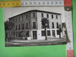 17-66)royan :carte Photo ? Au Tigre:hotel Restaurant: Proprietaire  A Chaumet ;bd Clemenceau  : Dentelee N Et B - Royan