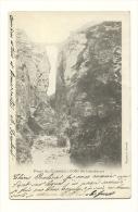 Cp, 09, Pont Du Castelet, Voyagée 1903 - France