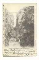 Cp, 09, Pont Du Castelet, Voyagée 1903 - Frankrijk