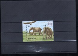 SELLOS DE LAOS - Elefantes