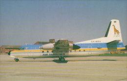 Aviation, Fokker F27, AIR TRANZANIA (32) - 1946-....: Moderne