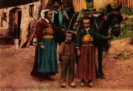 CPSM Dentelée GF  (73)  Collection Savoie Pittoresque - Costume De La Savoie - SAINT-JEAN-d'ARVE - France