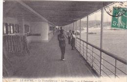"""23172 Le Havre - France , Le Transatlantique """"La Provence"""", L'Entrepont -LL 445 Paquebot"""