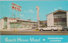 14 / 2 / 355 -  RANCH  HOUSE  MOTEL   -l  BIRMINGHAM - Etats-Unis