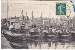 23182 Caen  France - Torpilleurs Et Contre Torpilleurs Dans Le Bassin -27 Coll LD - Bateau : Durandal - 279 278 224 - Guerre