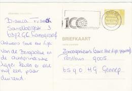 Briefkaart 18 Mei 1992 Sittard (machinestempel) - Postal History