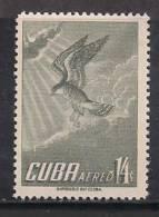 CUBA/KUBA 1956 AVES 14 CENT.   MNH - Cuba