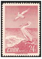 CUBA/KUBA 1956 AVES 24 CENT.   MNH - Cuba