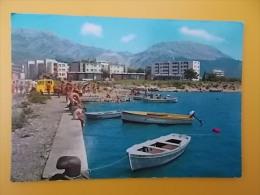 BAR-CRNA GORA-MONTENEGRO-camac-boat-boot-Bateau -Barco - Montenegro