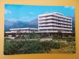 BAR-CRNA GORA-MONTENEGRO-hotel Agava - Montenegro