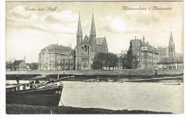 """""""Gruss Aus Steyl - Missionshaus Maasseite"""" - Venlo"""