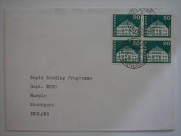 Switzerland 1977 Commercial Cover To UK - Switzerland