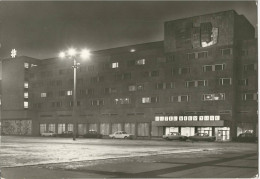 "Neubrandenburg - Hotel ""Vier Tore"" Das Repräsentative Haus Des Bezirkes - Cachet Poste 1978 - Neubrandenburg"