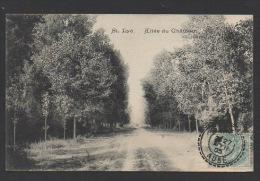 DF / 10 AUBE / SAINT LYÉ / ALLÉE DU CHÂTEAU / CIRCULÉE EN 1905 - France