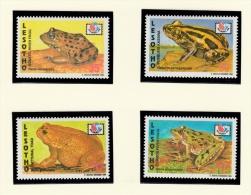 Michel 1095/98 +Bl 113/114 - Cote 7.50 - XX - ´94 - Lesotho (1966-...)