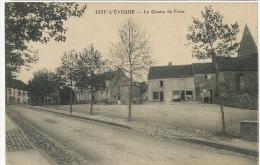 Issy L'Eveque Le Champ De Foire Editeur Le Deley - Autres Communes