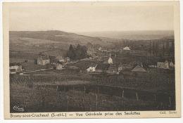 Bissey Sous Cruchaud Vue Generale Prise Des Seulottes Coll. Borne - Autres Communes