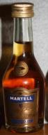 Mignonnette - Cognac Martell Fine Cognac V.S. (pleine / Full / Voll) - Miniatures