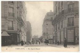 75 - PARIS 16 - Rue Auguste-Maquet - Barrillot 47 - Prise Du Boulevard Exelmans - District 16