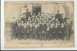 MARSEILLE , ECOLE COURBET , ORPHELINS ET PUPILLES DE LA MARINE - Non Classés