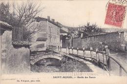 23198 SAINT-MIHIEL - Ruelle Des Soeurs -foliguet Photo Ed - - Saint Mihiel