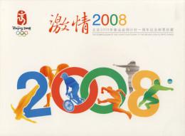 China Olympiade 2008
