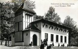 TC-TO-14 - 0209 :  Toutcompris Exposition Du Progrès Social Lille-Roubaix 1939 Pavillon De La Meuse Calley Et Delangle - Sin Clasificación