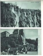 Italy Italia Tivoli Roma Cascatelle Villa D'Este Ed. Papini Cartolina Postcard - Tivoli