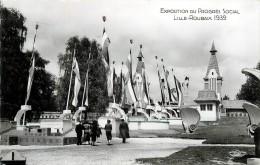 TC-TO-14 - 0228 :  Toutcompris Exposition Du Progrès Social Lille-Roubaix 1939 Architecte Agache - Roubaix