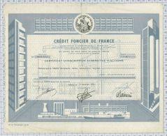 Credit Foncier De France - Banque & Assurance