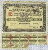 Sté Immobiliere De Barneville Plage - Tourisme