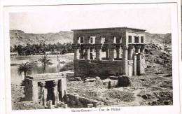 """""""Haute Egypte - Vue De Philae"""" - Egypt"""