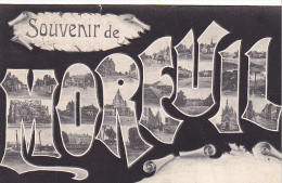 23208  Moreuil - Souvenir - Photo Ed Caron Amiens - - Moreuil