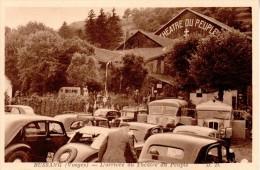BUSSANG : L'arrivée Au Théâtre Du Peuple - Bussang