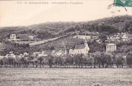 23211 Environs Rouen Moulineaux Vue Generale -CV 715