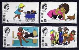 Grenada - 1970 - William Wordsworth Birth Centenary - MH - Grenade (...-1974)