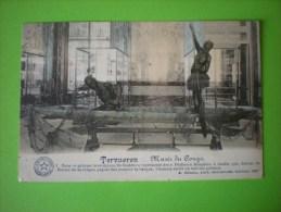 Tervuren, Musée Du Congo Envoyée à Domart-en-ponthieu   C - Tervuren