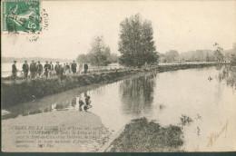 Crue De La Loire  (1907) - Vouvray