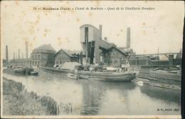 59 ROUBAIX / Canal De Roubaix, Quai De La Distillerie Droulers / - Roubaix