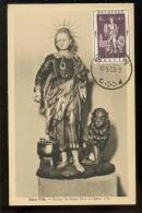 Carte Maximim 907  St Vith - Maximum Cards