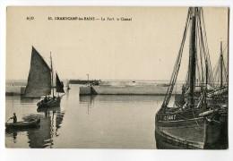 Ref 192 - GRANDCAMP-les-BAINS - Le Port - Le Chenal - Other Municipalities
