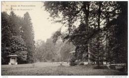 77-Palais De FONTAINEBLEAU-Tir à L´ARC De NAPOLEON 1er-Précurseur Dos 1900 - Tir à L'Arc