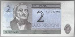 Estland: 2 Krooni (2006) - Estland