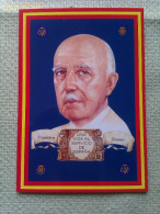 Postal General Francisco Franco. España - Militari
