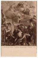 CP, ARTS, PEINTURE, MUSEE DE LILLE, Le Martyre De Saint-Georges - Véronèse, Dos Simple, Vierge - Pintura & Cuadros