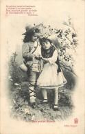 Réf : B 13 -4270  : Bergeret à Nancy  Nos Petits Pâtres - Cartes Postales